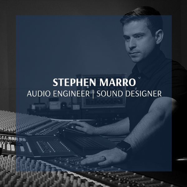 Stephen Marro