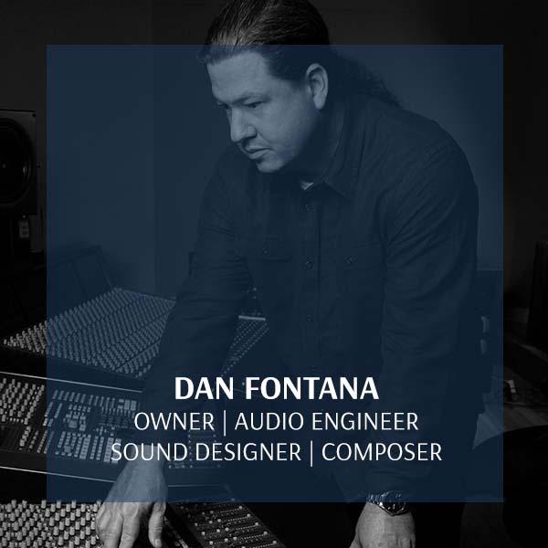 Dan Fontana for Ty Fy Studios