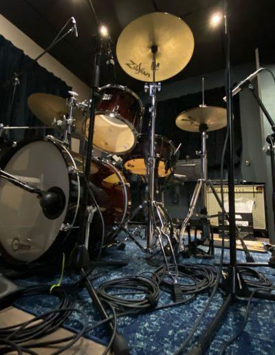 Ty Fy Studios Drums