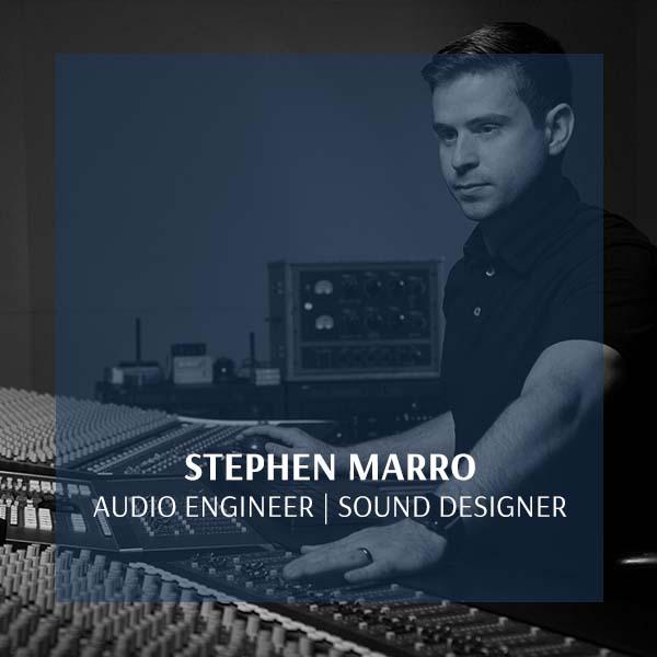 Stephen Marro for Ty Fy Studios