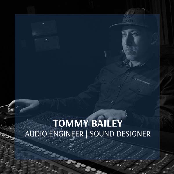 Tommy Bailey for Ty Fy Studios