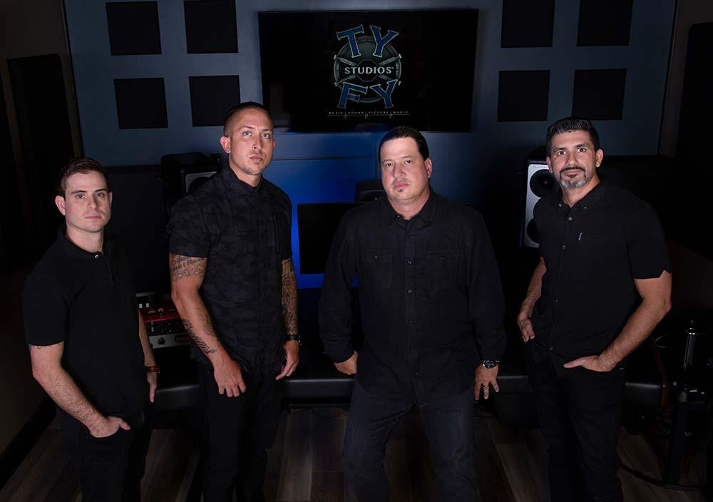 Ty Fy Studios Team